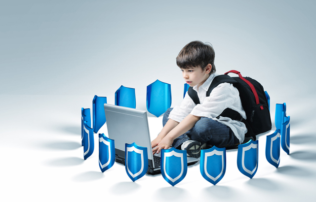 internet security child family